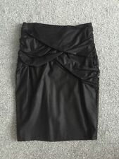 River Island Knee Length Patternless Skirts for Women