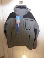 HAWKE & CO PRO SERIES MENS JACKET WITH HOOD SIZE LARGE - BNWT