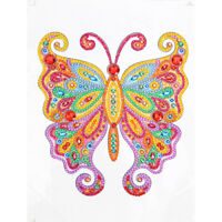 DIY Diamond Painting Stickers Butterfly Cross Stitch Wall Switch Decals SS6