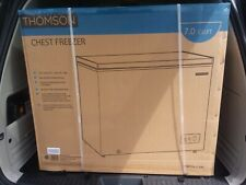 *N.I.B* Thomson Chest Freezer (7.0 cubic ft) New In Box