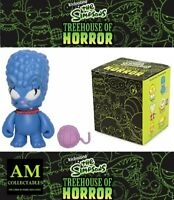 Kidrobot - The Simpsons - Treehouse Of Horror - Cat Marge Figura Nuovo