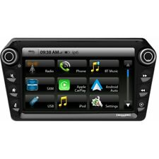 """New Stinger ELEV8 8"""" Floating Car Stereo w/Apple CarPlay Android Auto Bluetooth"""