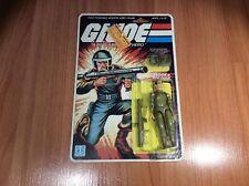 GI JOE 1982 ZAP Straight Arm SEALED MOC