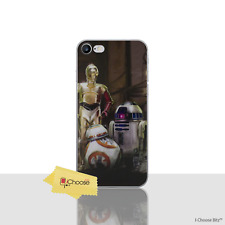 3 Droids Star Wars Gel Case for Apple iPhone 6 6s 4.7 Inch Screen Protector