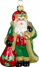 Miniature Five Golden Rings Ornament by Joy To The World ZKP4049FGR