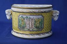 VERY RARE ROYAL CROWN DERBY SINCLAIRS L/E100 QUEEN MOTHER BOUGH POT BOX/CERT