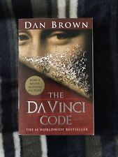 The Da Vinci Code by Dan Brown (2004, Paperback)