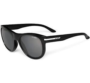 Arnette AN 4142-07 Blowout Gloss Black Grey Mens Sunglasses Gift Set Case in Box