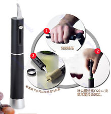 Opener Popper Red Wine Air Pressure Kitchen Bottle Pumps Corkscrew Cork Out Tool