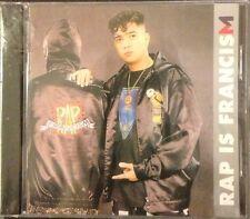 "Francis M. ""Rap Is Francism"" 1992, Magalona, OPM Rap, G Funk, Rare, OOP, New!"