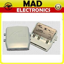 VHF//UHF//FM Lexon Color TV Booster 115-135dB 127//220V AC
