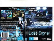 Lost Signal-2007-Al Santos- Movie-DVD