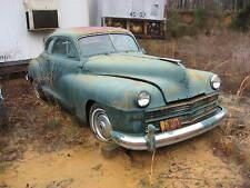 1947 Chrysler Windsor Transmission!