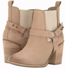 B2206 • Harley-Davidson Catalani Boots • New Womens Size 8 Bone • #26812
