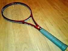 Dunlop Black Max LTD Mid Plus Tennis Racket/Racket 4 1/2'' + Original Case
