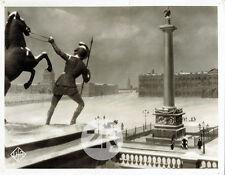 DER WEISSE TEUFEL Architecture STATUE Moscou VOLKOFF Tolstoï  UFA Photo 1930