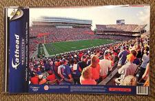 "Florida Gators Ben Hill Griffin Stadium the Swamp FATHEAD 17""x11"" Stadium Mural"