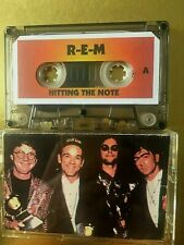 REM Hitting The Note CASSETTE TAPE