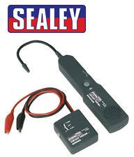 Sealey Coche / Furgoneta DC ABIERTO/CORTOCIRCUITO Detector/Tester/TRACER 6v /