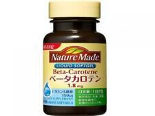 ☀Otsuka Pharmaceutical Nature Made beta carotene 140 tablets Supplement F/S