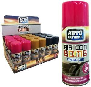 Air Con Bomb Fresh Air 200ml Lasts up to 30 Days Anti Tobacco Odouriser