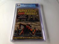 AMAZING ADULT FANTASY 13 CGC 3.5 STAN LEE STEVE DITKO MARVEL COMICS