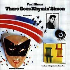 *NEW* CD Album Paul Simon - There Goes Rhymin' Simon  (Mini LP Style Card Case)