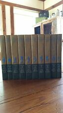 The Book Of Life, 10 Vol Set, Edited by Newton M. Hall, Irving F. Wood, 1976