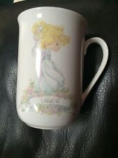 "Precious Moments 1989 Personalized Mug ""Laura"""
