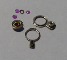 Piece Watchmaking Watch HP 87 Coins Spare Parts