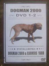 Dogman 2000 keep DVD set Fat Bill Carver Yard by Mayfield Pitbull book magazine
