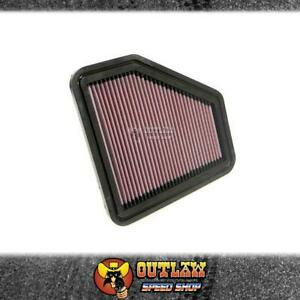K&N PANEL FILTER FITS TOYOTA CAMRY/AURION & FITS LEXUS - KN33-2326