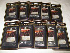 Anachronism Te Raupraha 10 Warrior Packs Set 4 lot NEW History Channel card game