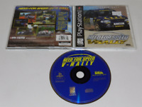 Need for Speed V-Rally Playstation PS1 Video Game Complete