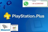 PS PLUS 14 DAYS PLAYSTATION - PS4 - PS3  (NO CODE)