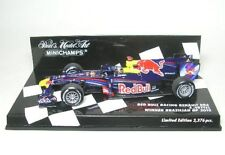 Minichamps Pm410100205 Red Bull S.vettel 2010 Winner Brazilian GP 1 43 2124738