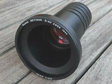 Kodak Retinar S-AV 2000 93mm f2.5 Projection Lens - Top Quality!
