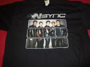Vintage 2001 NSYNC Shirt