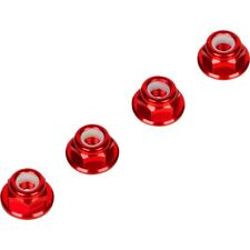 HPI Racing Wheel Nuts Red for RS4 Sport 3 and Sprint 2 Sport Drift Flux