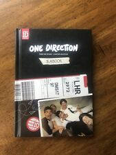 One Direction Take Me Home Yearbook Limited Edition PERFECT CONDITION