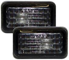 VW POLO MK2 81-90 POLO MK3 91-94 CRYSTAL BLACK SIDE LIGHT REPEATER INDICATORS