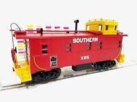 MTH 30-77336 Southern Offset Steel  Caboose Lionel compatible  O Gauge Train