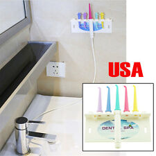 USA Home Oral Irrigator Gum Dental SPA Water Jet Flosser Teeth Floss Toothbrush