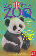 Zoe's Rescue Zoo: The Playful Panda-ExLibrary
