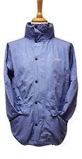#404 Berghaus Womens Blue GTX Gore-Tex Hooded Waterproof Raincoat, UK 12