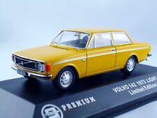 VOLVO 142 1972-1974 amarillo/Triple 9 Premium 1:43