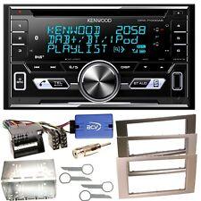 Kenwood DPX-7100DAB DAB+ USB MP3 Einbauset für Ford Focus C-Max Fiesta Transit