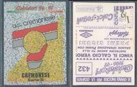 FIGURINA CALCIATORI PANINI 1996/97-SCUDETTO CREMONESE-N.432-NUOVA