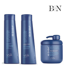 JOICO MOISTURE RECOVERY SHAMPOO AND CONDITIONER 300ML DUO AND BALM 500ML GENUINE