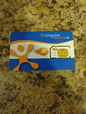 At&T/Cingular 3G Sim Card